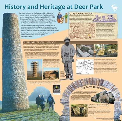 Deer Park Farm - history