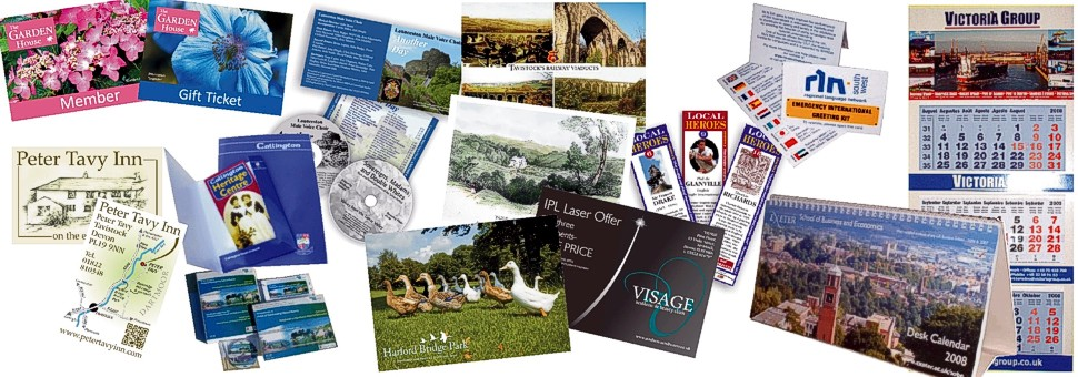 Special and promotional print from Graphic Words of Tavistock