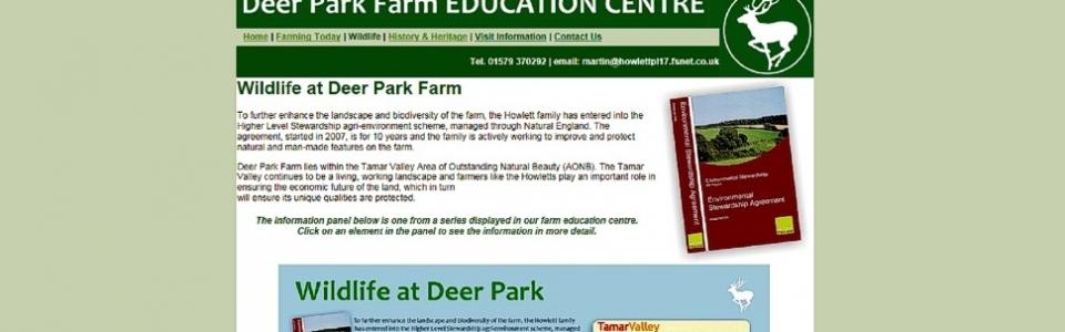 Deer Park Farm Education Centre