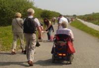 Goss Moor multi-use trail