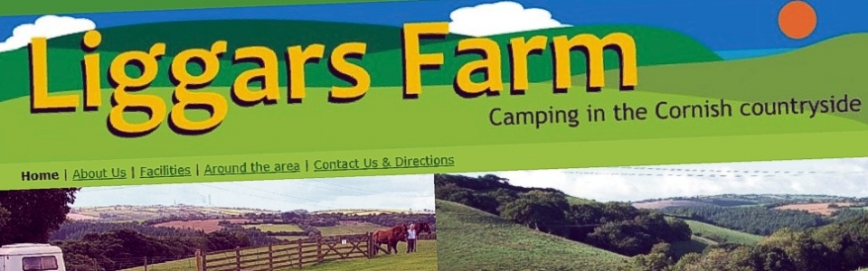Liggars Farm - Cornish Camping