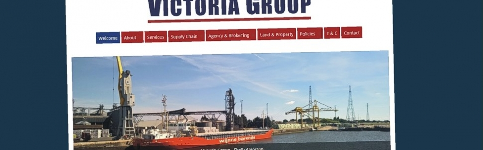 Victoria Group of ports