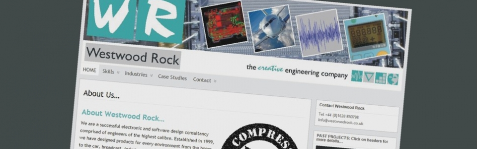 Westwood Rock - the creative engineering company