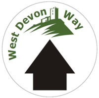 West Devon Way - walking trail - design by Graphic Words of Tavistock