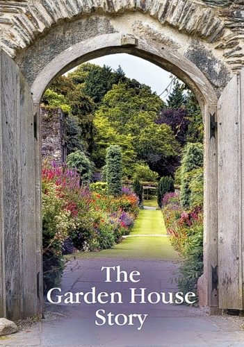 """The Garden House Story"" - book designed by Graphic Words"