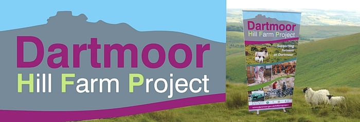 Dartmoor Hill Farm Project - design assistance from Graphic Words of Tavistock