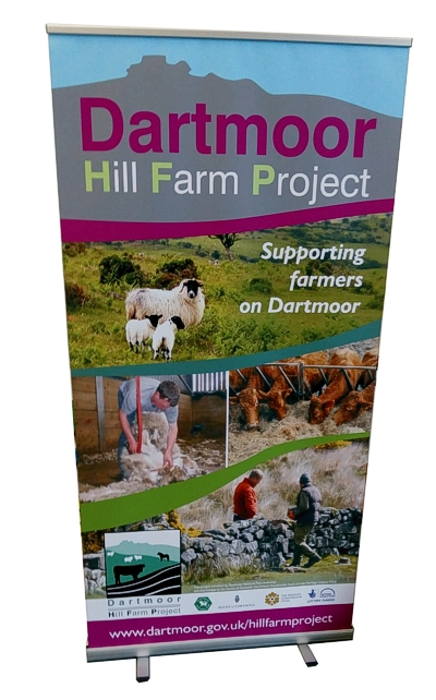 Dartmoor Hill Farm Project