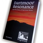 Dartmoor Resonance - cover of book, design by Graphic Words