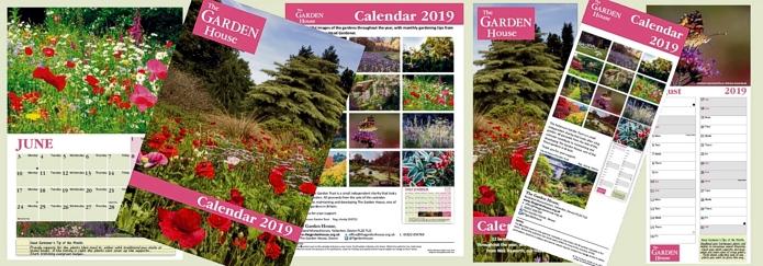 The Garden House - Calendars
