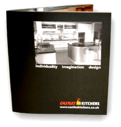 The Castles Kitchens brochure and catalogue